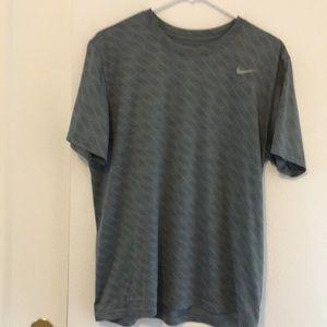Nike Men's shirt. Size large.